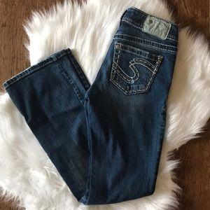 Silver Jeans Suki Size 25